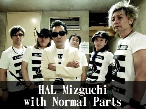 HAL Mizguchi with Normal Parts